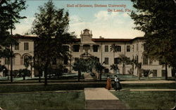 Hall of Sciences, Stetson University