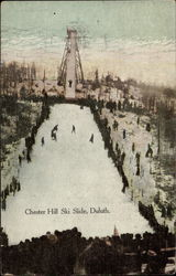 Chester Hill Ski Slide