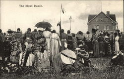 The Sioux Dance