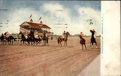 Horseracing, Sheepshead Bay