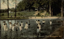 Childrens' Wading Pond, Avondale Park