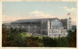 New Armory and Drill Hall, Cornell University