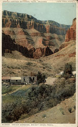 Indian Gardens, Bright Angel Trail