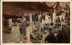 The Cliff Palace, Mesa Verde National Park