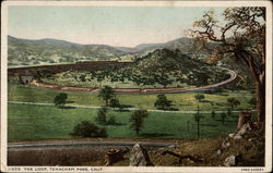 The Loop, Tehachapi Pass