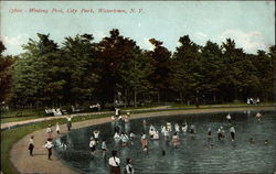 Wading Pool, City Park