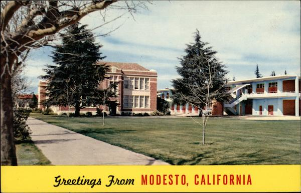Modesto Junior College California