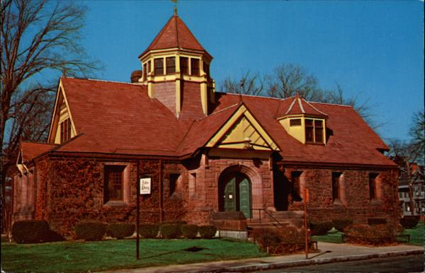 Public Library, Easthampton Massachusetts