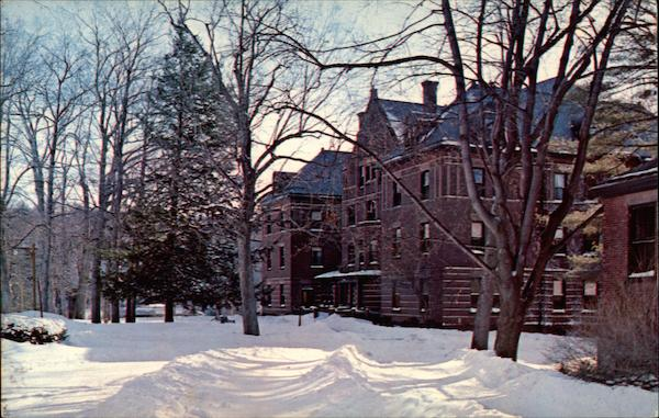 Porter Hall, Mount Holyoke College South Hadley Massachusetts