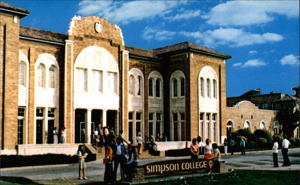 Simpson College San Francisco California