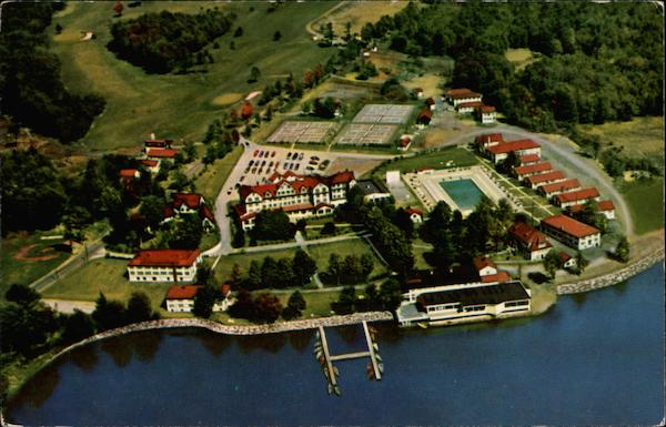 Laurels Hotel and Country Club, Sackett Lake Monticello, NY