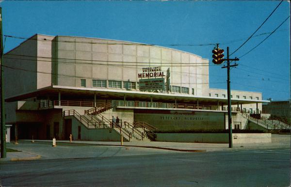 Veterans Memorial Auditorium