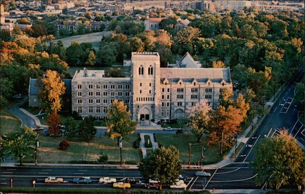 Theological College of the Catholic University of America Washington District of Columbia