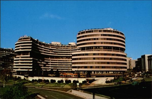 Watergate Hotel Washington DC District of Columbia