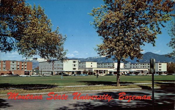 Lewis and clark halls montana state university bozeman mt for Cost to build a house in bozeman mt