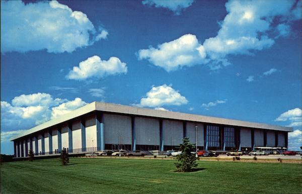 U.S. Air Force Academy Field House Colorado Springs, CO