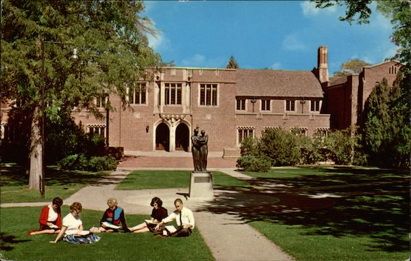 Margery Reed Hall, University of Denver Colorado