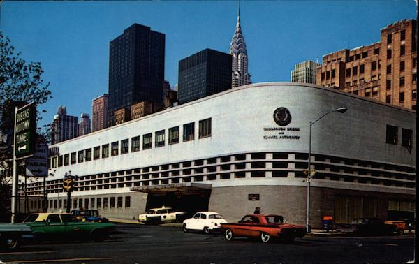 East Side Airlines Terminal New York