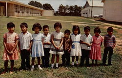Ten Little Choctaw Indians