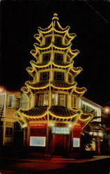 Golden Pagoda, Chinatown