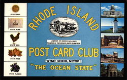 "Rhode Island - ""The Ocean State"""