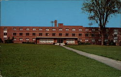 Kate Myers Hall, Girls Dormitory, Ashland College