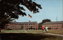 McMaster and Ketcham Residence Halls for Women