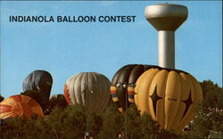 Indianola Balloon Contest