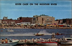 River Cade on the Missouri River