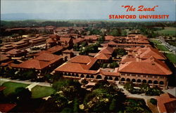 """The Quad"" Stanford University"