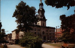 Lawrence City Hall in Lawrence, Massachusetts