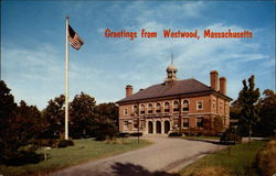 Greetings from Westwood - Town Hall
