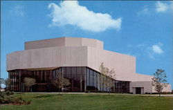 Pick-Staiger Concert Hall at Northwestern University