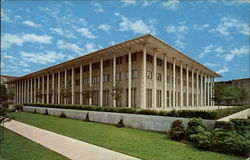 Kellogg Center for Continuing Education Postcard