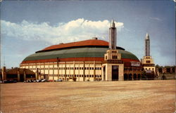 Gigantic Arena of St. Louis Postcard