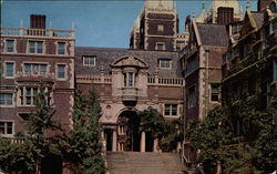 Men's Dormitories at the University of Pennsylvania