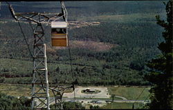 Base Station as seen from Gondola