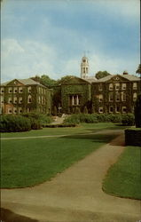 Exeter Academy, View of Building
