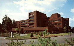 Cheshire Hospital, Completed Feb. 1973