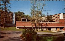 Prospect Hall Cafeteria - Plymouth State College