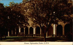Southern Methodist University Science Information Center S.M.U Postcard