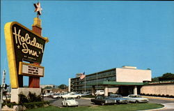 Holiday Inn Civic Center Postcard