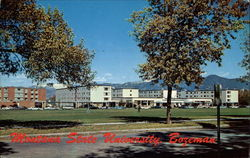 Lewis and Clark Halls, Montana State University