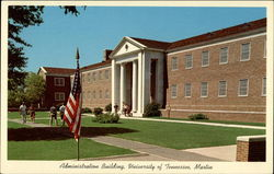 Administration Building, University of Tennessee, Martin