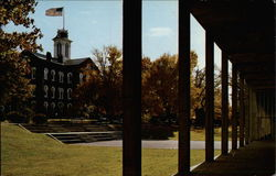 View of Anderson Hall - Maryville College