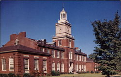 Administration Building, Austin Peay State University