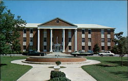 Administration Building, Lee College