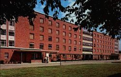 Oregon State University, Hawley and Cauthorn Halls - Student Residences