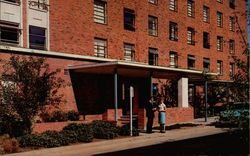 Oregon State University, Poling Hall - Student Residence