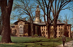 Nassau Hall, 1756, Princeton University
